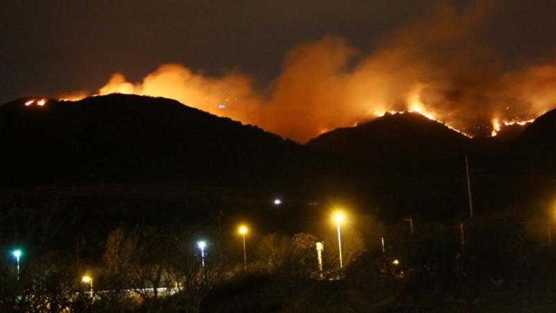 Los incendios ya devastaron unas 170 mil hectáreas en el Sur