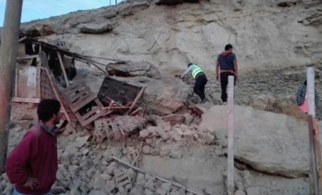 Terremoto en Perú: ya se contabilizan 2 muertos y 65 heridos