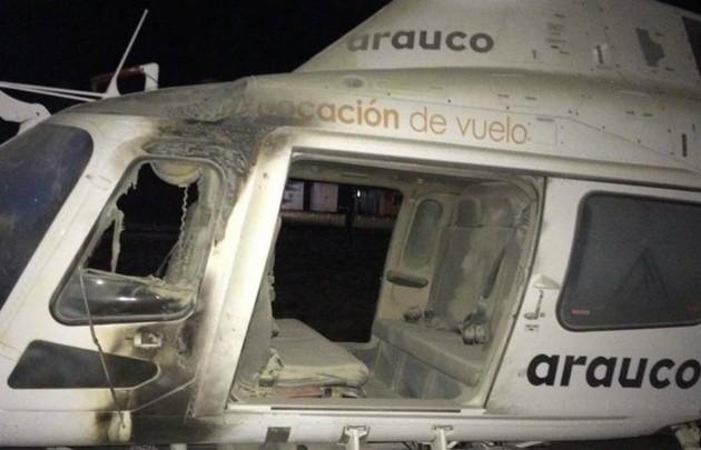Nuevos atentados en la previa del arribo del Papa a Temuco