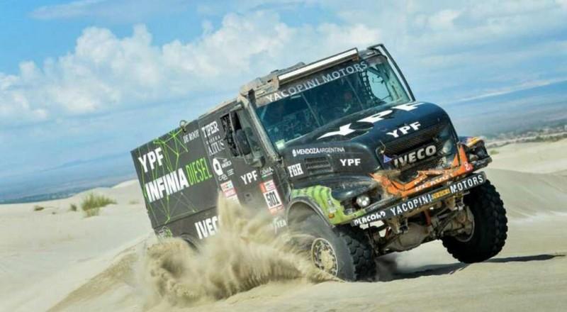Federico Villagra podría ser excluido del Rally Dakar