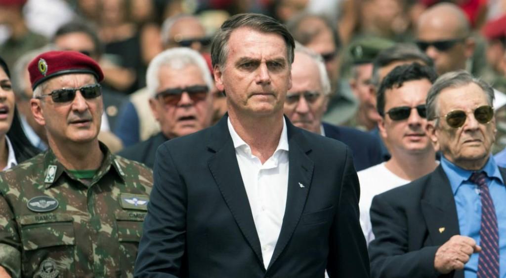 Cómo es la asunción de  Jair Bolsonaro