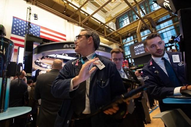 Wall Street cerró en rojo y el Dow Jones baja un 0,36 %