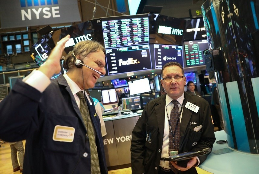 Wall Street cerró hoy en verde