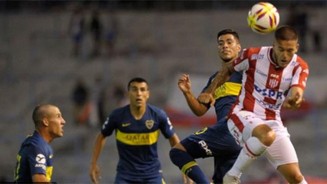 Boca perdió ante Unión en Mar del Plata