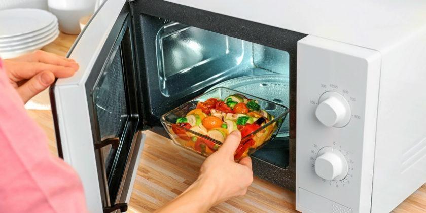 El microonda conserva nutrientes de los alimentos