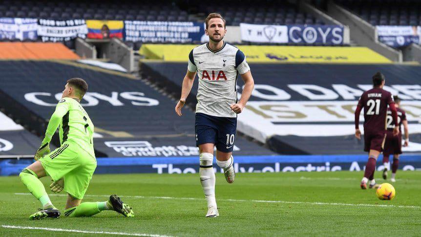 El Tottenham goleó al Leeds de Bielsa en Premier League