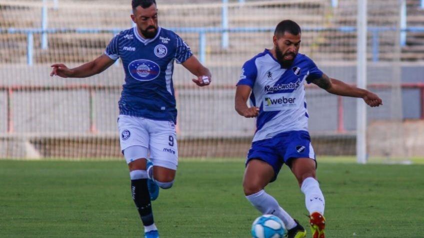 Independiente Rivadavia perdió ante Alvarado