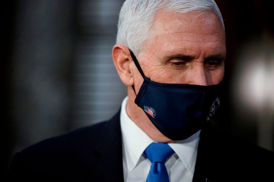 Mike Pence rechaza oponerse a certificación de triunfo de Biden