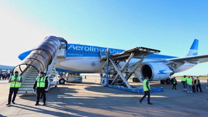 Se reducirán frecuencias de vuelos internacionales
