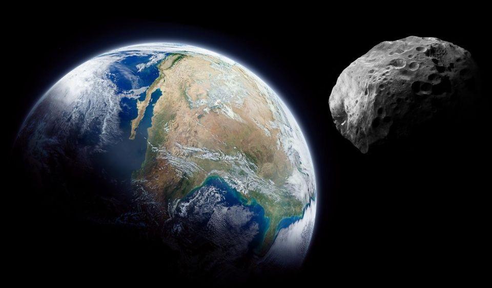 Un asteroide que podría chocar con la Tierra en 2022