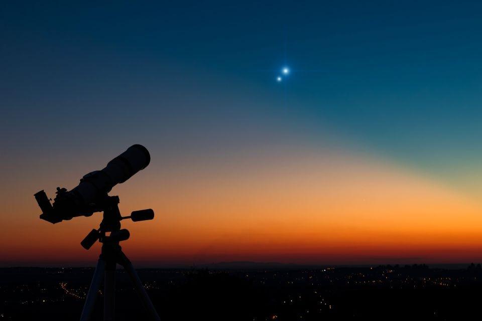 Se verá la conjunción de Júpiter, Saturno y Mercurio