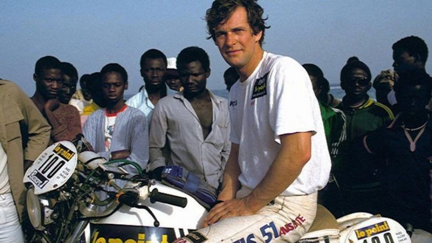 Luto en el Dakar por la muerte de Hubert Auriol