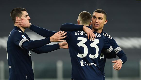 La Juventus derrotó a Sassuolo por la Serie A de Italia