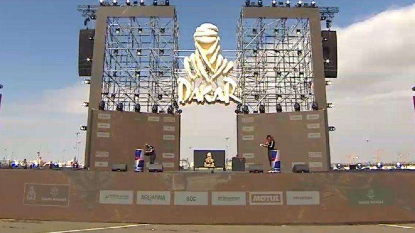 Rally Dakar 2021: ceremonia de cierre EN VIVO