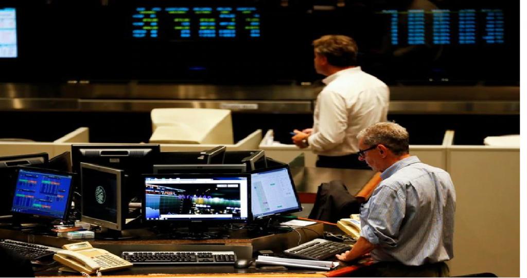 La Bolsa Argentina  cayó 1,1% en sintonía con otros mercados