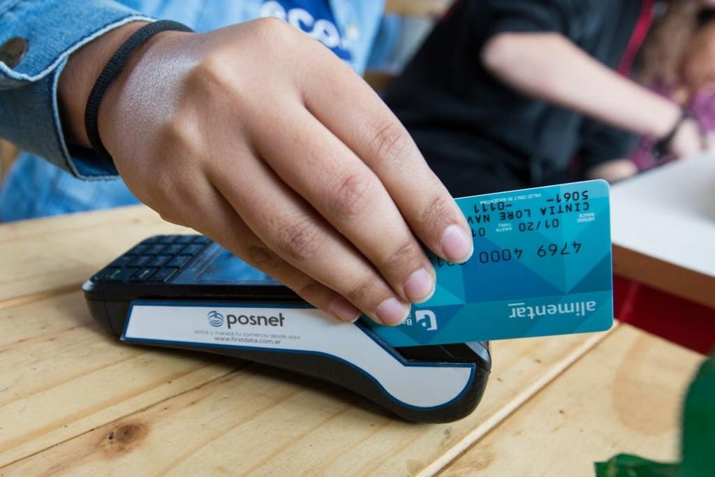 Cronograma de pago AUH y AUE con Tarjeta Alimentar