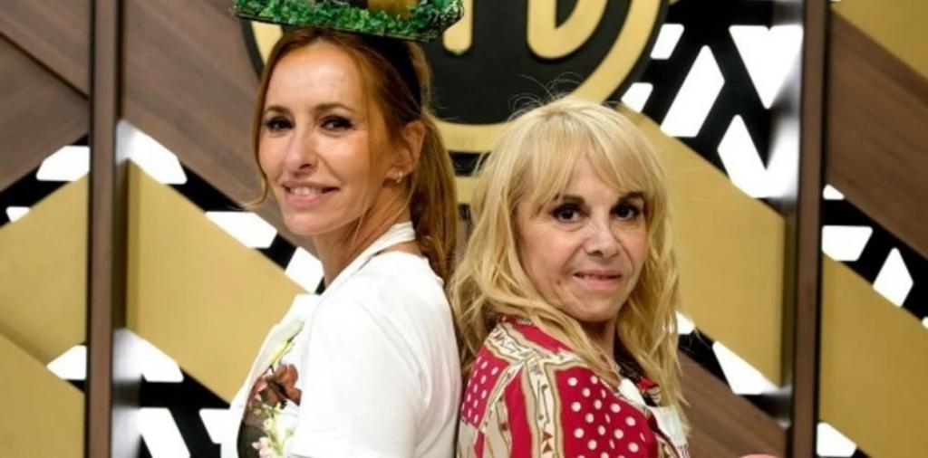 Master Chef Celebrity: la gran final entre Analía Franchín y Claudia Villafañe