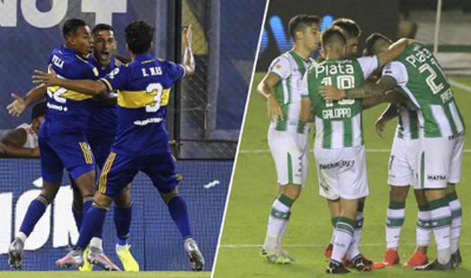 Boca va por su estrella número 70 ante el sorprendente Banfield, en San Juan EN VIVO