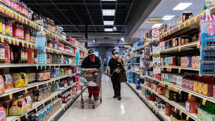 La Canasta Bàsica de Alimentos subió 2.15 por ciento en la primera quincena de enero