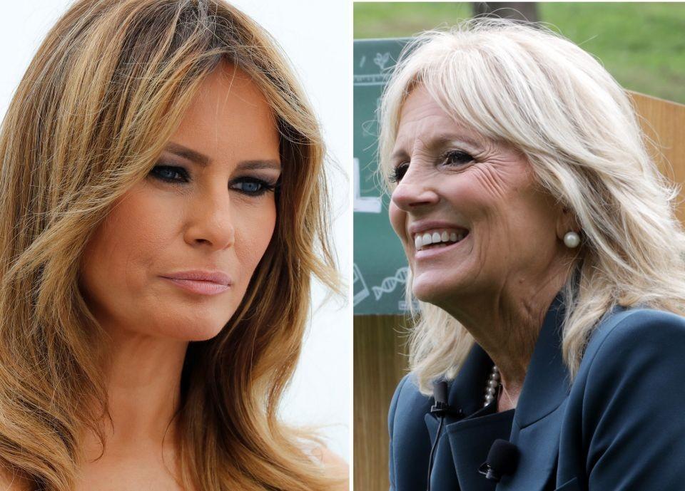 Melania Trump rompió una de las tradiciones de la Casa Blanca