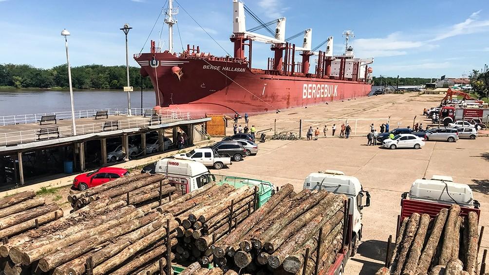 China bajó aranceles para bienes de madera