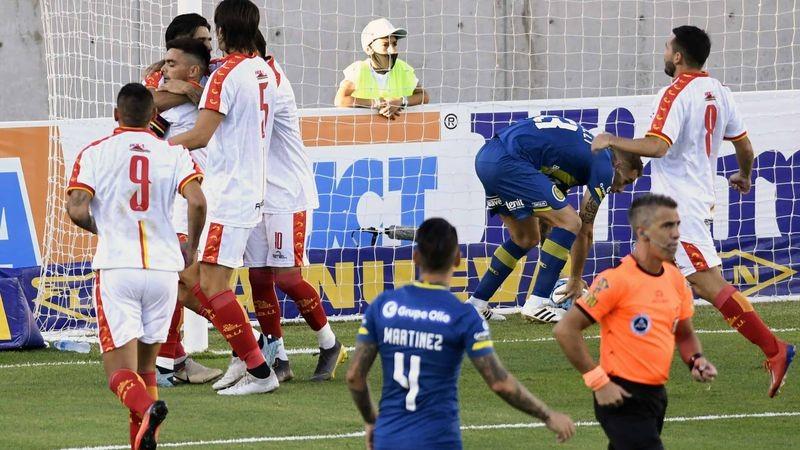 Boca Unidos goleó a Rosario Central