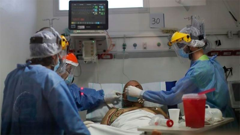 Argentina: 142 muertes y 11.396 nuevos contagios de COVID-19
