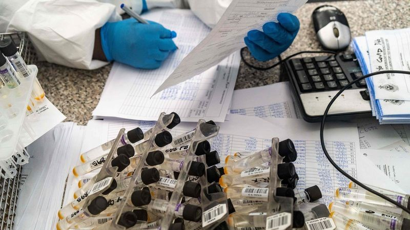 Argentina registró 8.362 nuevos casos de coronavirus