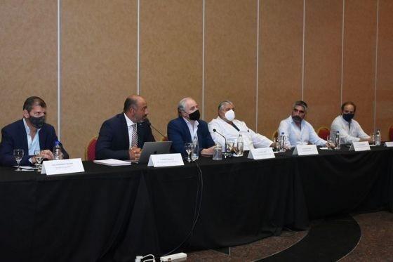 El Gobierno de la Provincia inició el dialogo de las Paritarias Estatal