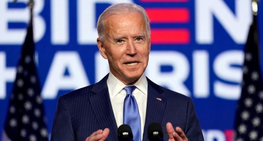 Joe Biden: la democracia está bajo ataque