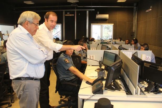 El Centro de Coordinación Operativa fortalecerá la prevención en los barrios de Capital