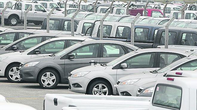 La Venta de autos 0km crecieron un 61% los patentamientos en enero