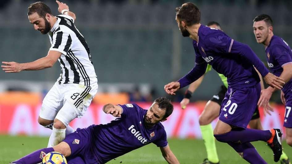 Juventus llegó a la punta de la Serie A gracias a Gonzalo Higuaín