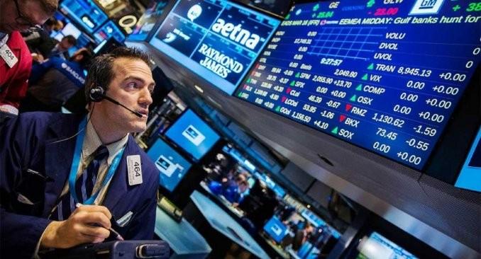 El Dow Jones pierde los 25.000 en una sesión marcada por las ventas