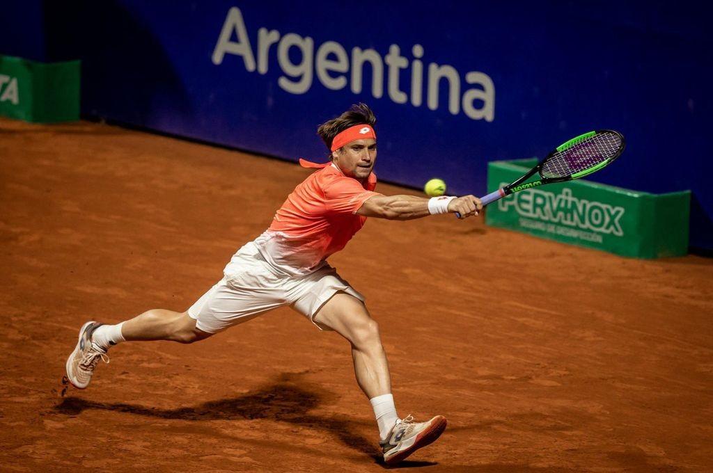 David Ferrer cayó ante Ramos Viñolas