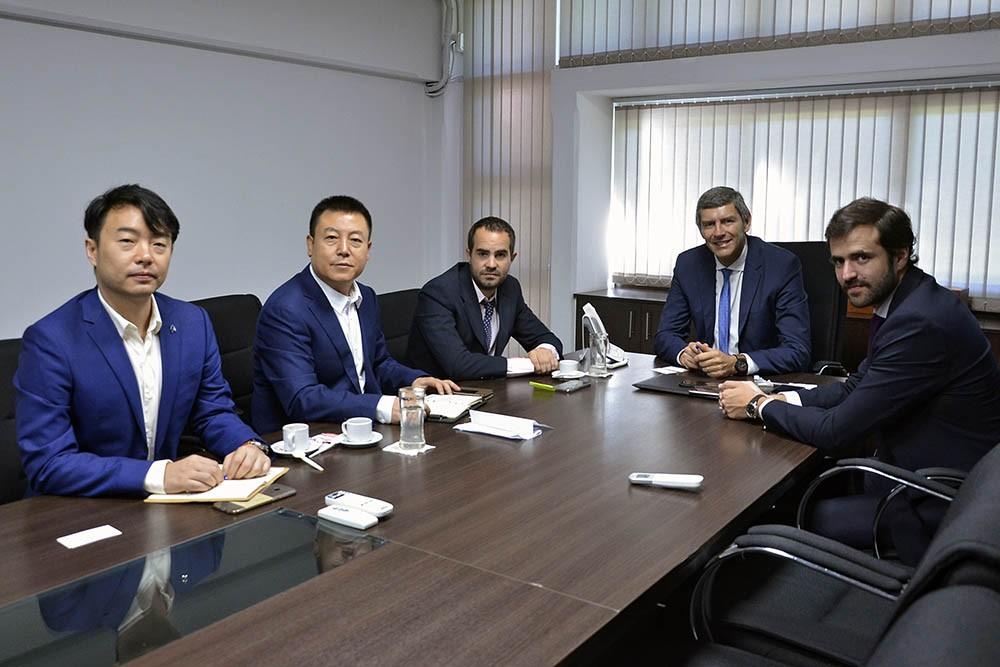 Empresa china invertirá 180 millones de dólares
