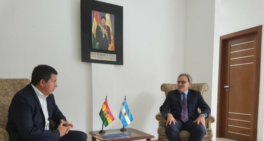 Argentina compra gas a Bolivia