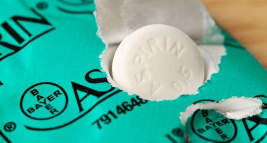 La Aspirina el primer medicamento