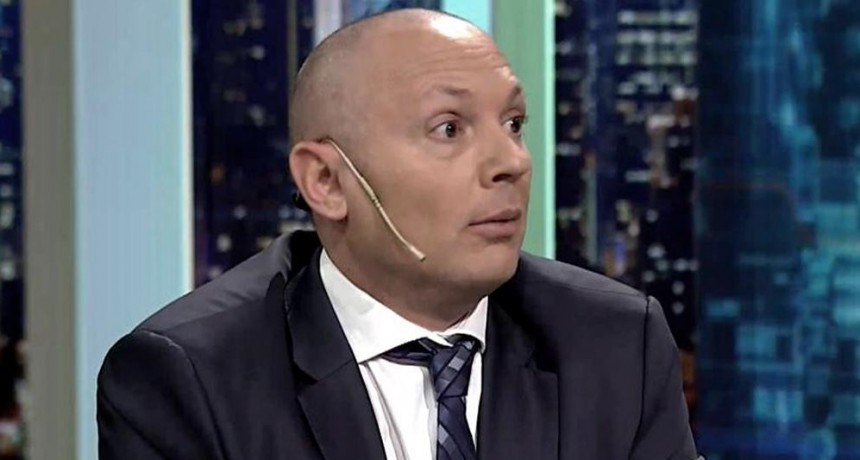 Detuvieron a Marcelo D'Alessio