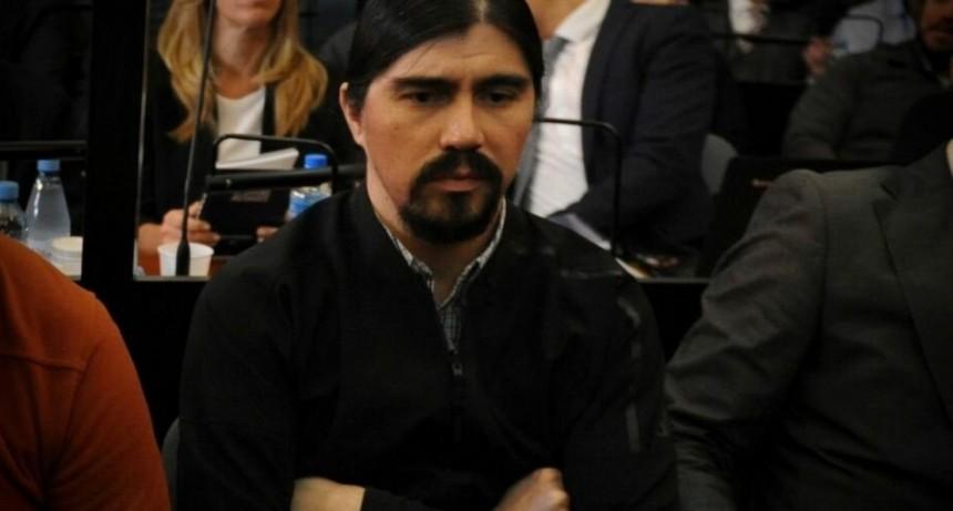 Confirmanla prisión preventiva de Martín Báez