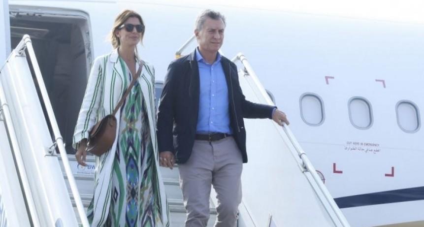 Macri se encuentra en Vietnam