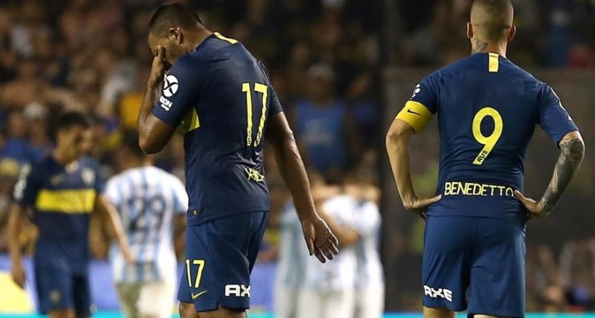 Boca perdió ante Atlético de Tucumàn