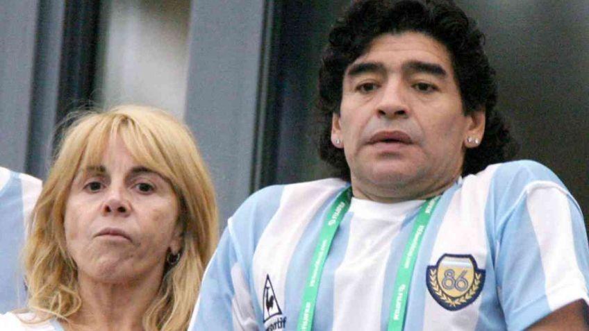 Los recuerdos de Diego Maradona forman parte de la sucesión
