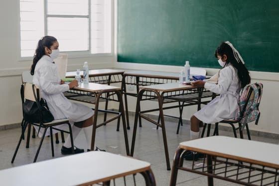 La Iglesia Católica pide que regresen las clases presenciales