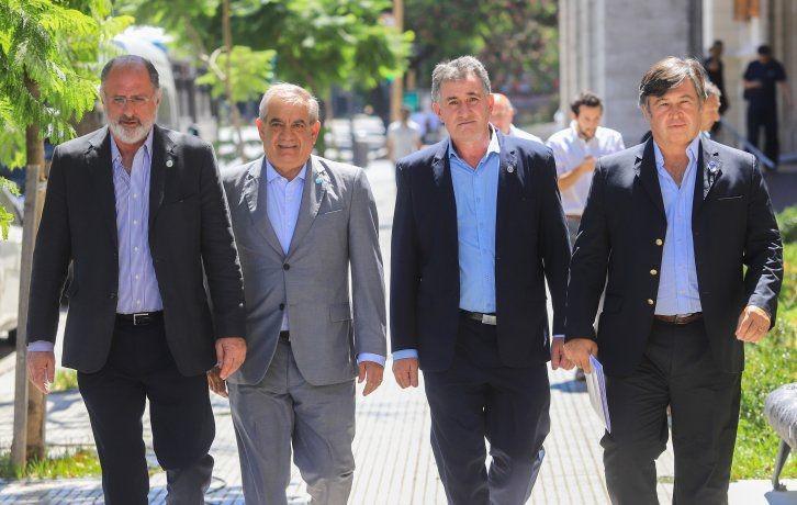 Las entidades agrarias  responden a Alberto Fernández