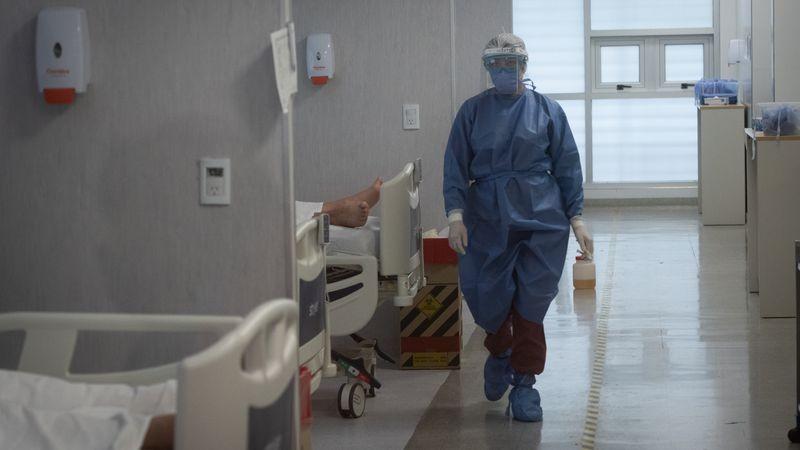Argentina: murieron 143 personas y 7.886 nuevos casos de coronavirus