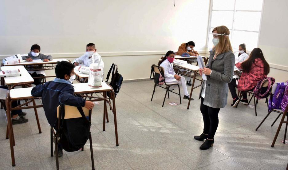 Cómo actuaran las escuela en el regreso de la presencialidad