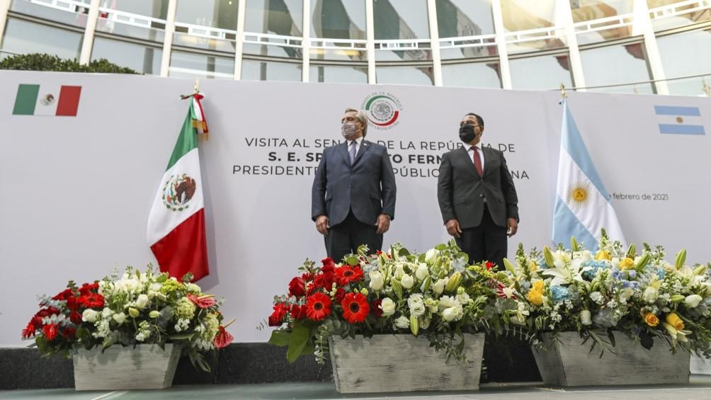 Fernández participará del acto por la independencia de Mèxico