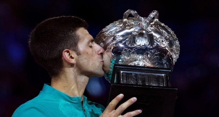 Djokovic se consagró en Australia y sumó su 18° Grand Slam