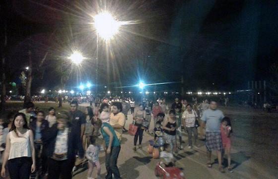 La competencia Argentina Corre llega al Parque del Bicentenario